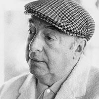 Pablo Neruda ©Sara Facio