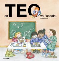 En Teo va a l'escola